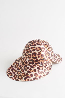 ANIA BISCUIT ANIMALIER HAT