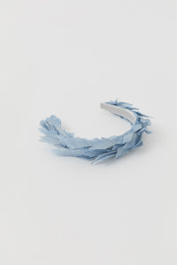GIUDITTA LIGHT BLUE HAIR BAND