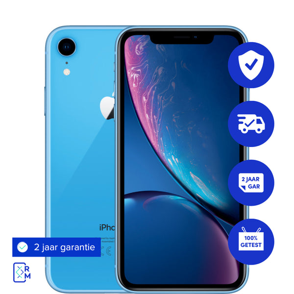 Refurbished iPhone XR - RefurbishedMobiel.nl