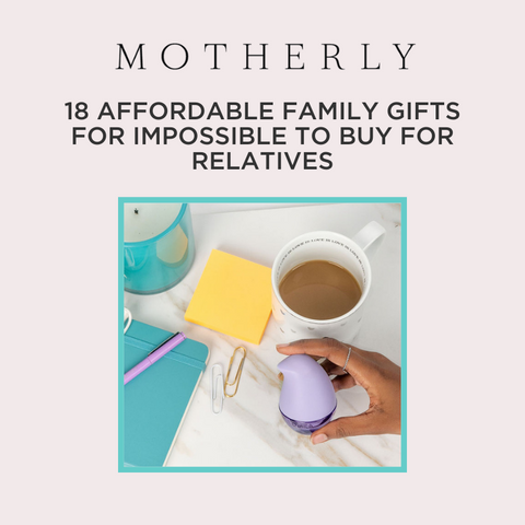 Motherly Press Tile