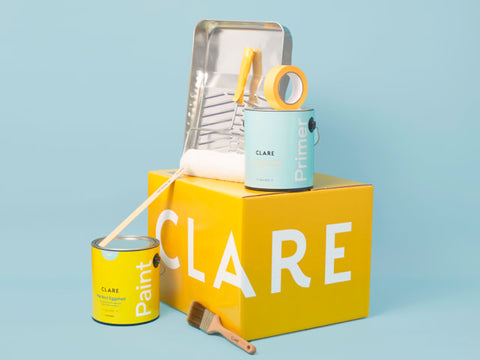 Clare Paint Can
