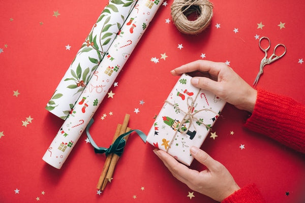 Present wrapping