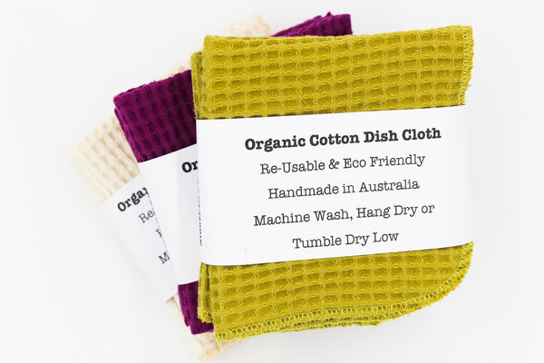 Organic Dish Cloth