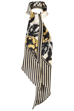 Load image into Gallery viewer, Fiona Silk Scarf - Ivory