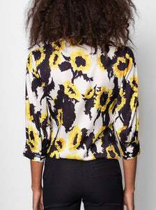 Louise Blouse - Yellow