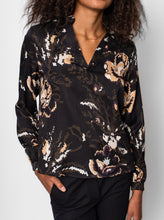 Load image into Gallery viewer, Melanie Blouse - Black