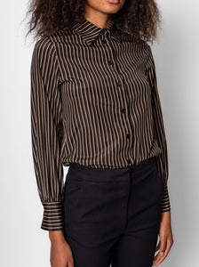 Camille Blouse - Olive