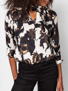 Louise Blouse - Olive