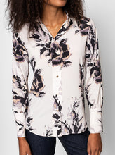 Load image into Gallery viewer, Rose Blouse - Ivory
