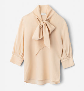 Esmeé Blouse - Powder