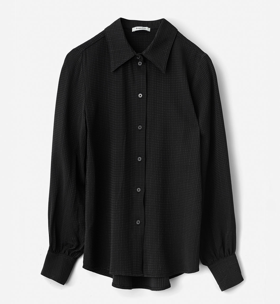 Adele Shirt - Black