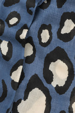Load image into Gallery viewer, Lea wool scarf - Denim