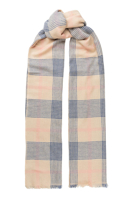Jojo wool scarf - Denim