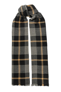 Jojo wool scarf - Black
