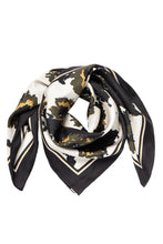 Load image into Gallery viewer, Sophie Silk Scarf - Olive