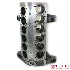 Block Rear Main 1-Piece 250 TR
