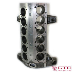 Block Rear Main 2-Piece 250 LM