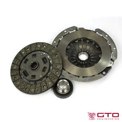 "Clutch Kit 250/275 10 Spline F&S 9"" Disc"