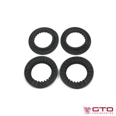 Front Suspension Spring Rubber Set