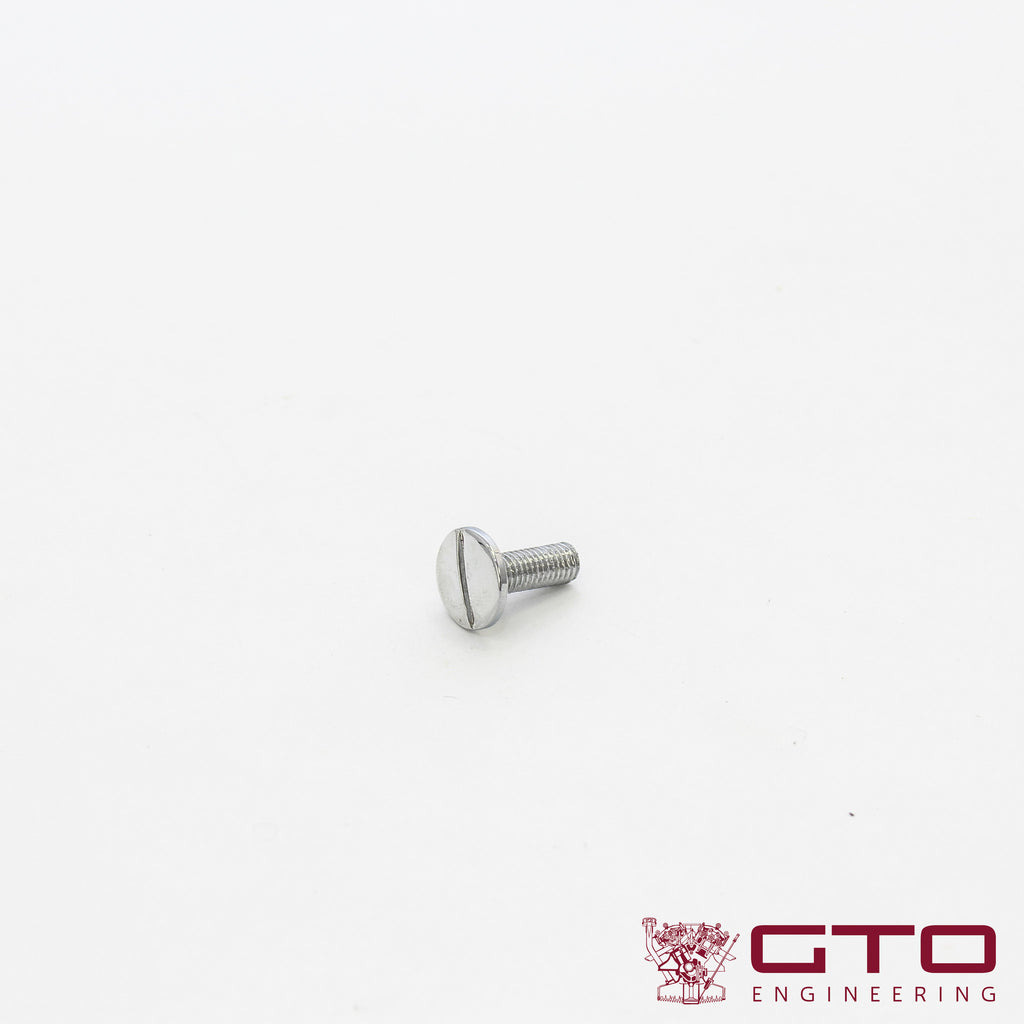 Bonnet Strap Screw