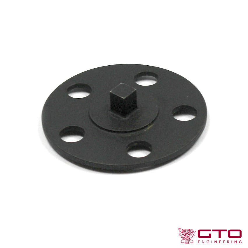 Cam Sprocket Plate With Fuel Pump Drive