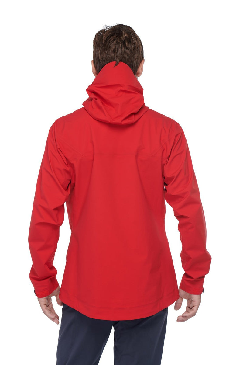 Shift LT Hoody, back view