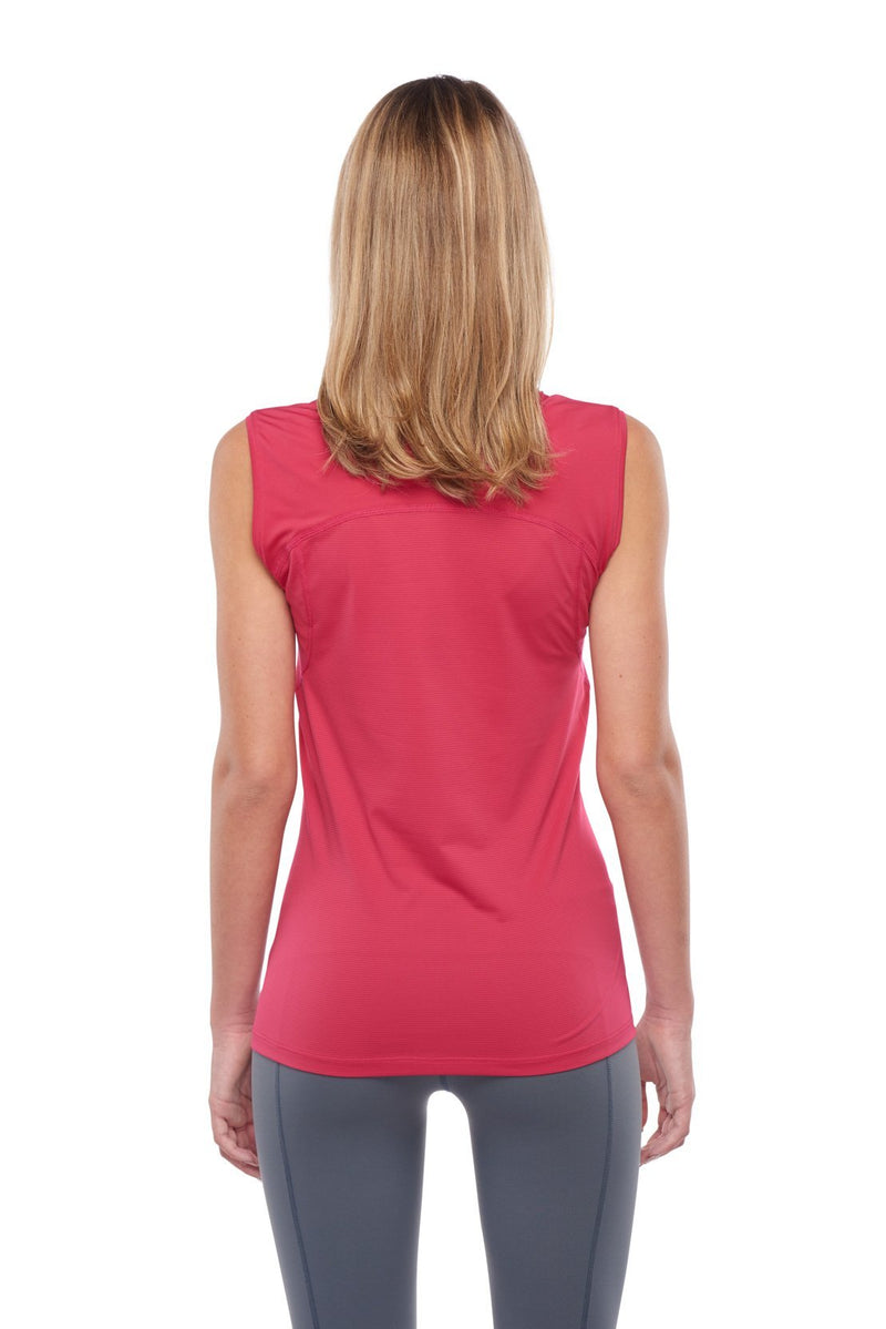 Dama Top, back view