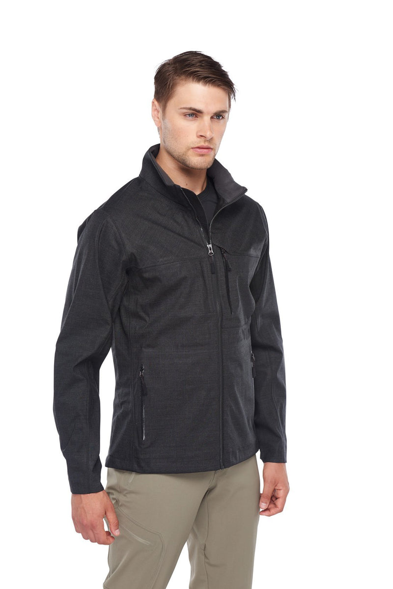 Soho Jacket, profile view
