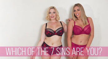 Which of the 7 Lingerie Sins Are You?