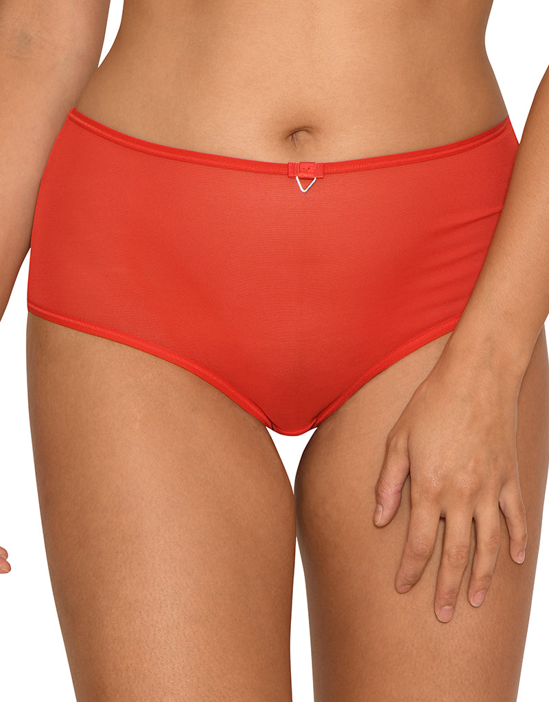 Curvy Kate Victory Short Flame Red