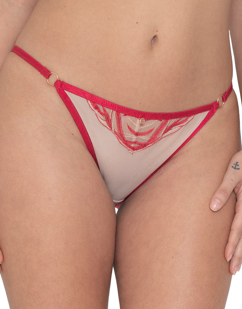 Scantilly Submission Brief Latte/Red