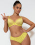 Curvy Kate Lifestyle Plunge Bra Lemon