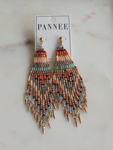 Load image into Gallery viewer, Moroccan Beaded Earrings