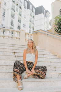 Persia Wide Leg Pants