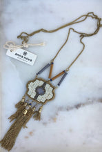 Load image into Gallery viewer, DeDe Tassel Boho Necklace