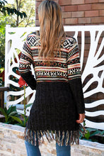 Load image into Gallery viewer, Oaklyn Cardi Charcoal