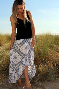 Wild&Free Skirt Blue