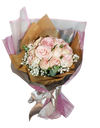 Sincerely Yours I Pink Roses Bouquet