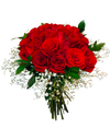 Sincerely Yours I 20 Red Rose Bouquet