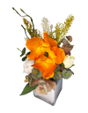 Vanda Orange Botanica (Mini) Artificial Flowers