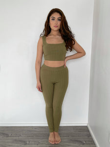 It's a Match Knit 3 Piece Set