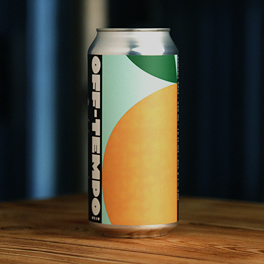 Off-Tempo Cloudy Pale