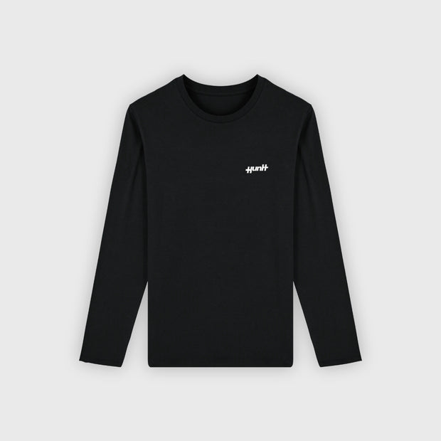Long-Sleeve Huntt brodé - Basic