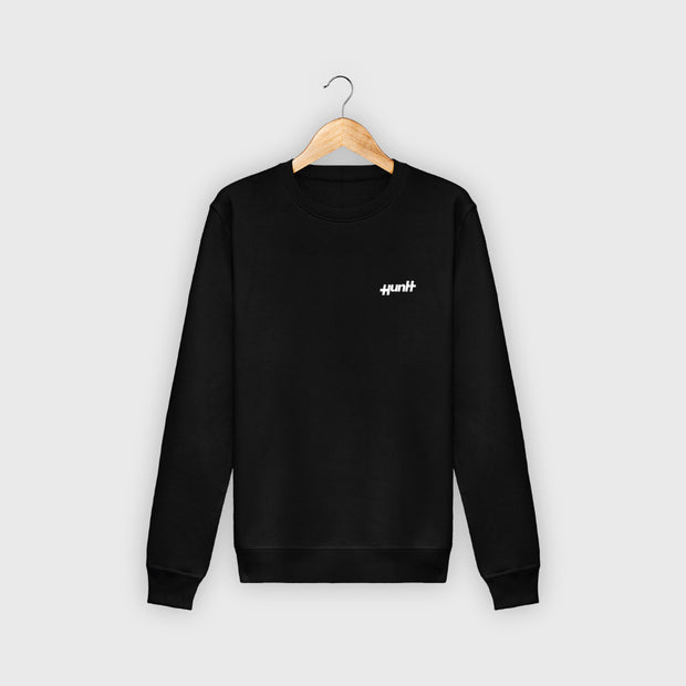 Sweatshirt Huntt brodé - Basic