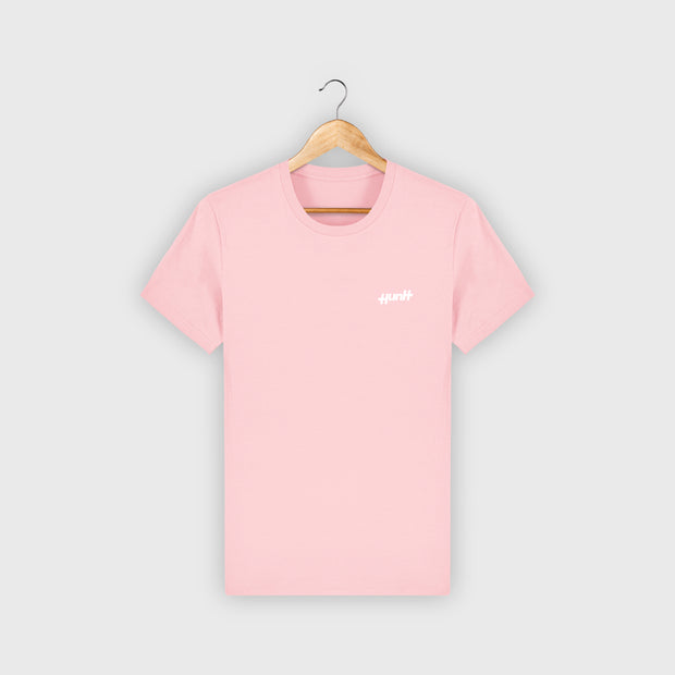 T-shirt Huntt brodé - Basic Printemps/Été