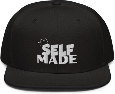 SELF MADE | Snapback Hat