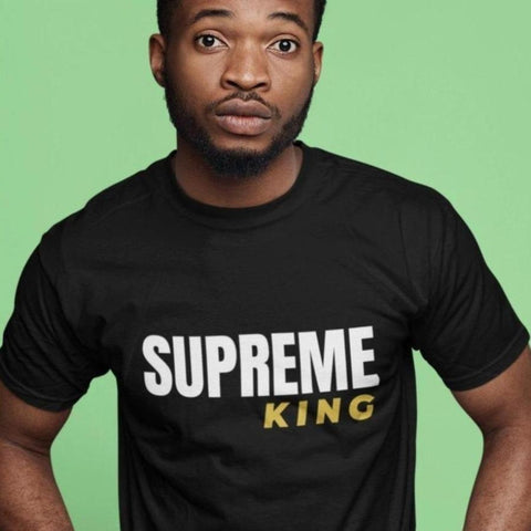 SUPREME KING | PREMIUM MERCH