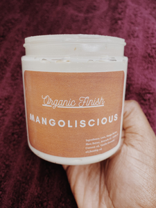 Organic Finish Mangolicious Hair/Body Butter
