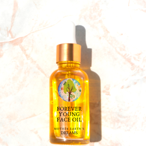 Mother Earth's Dreams Forever Young Face Oil