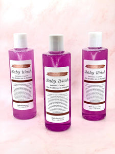 Touched By Grace Sulfate Free Baby Wash